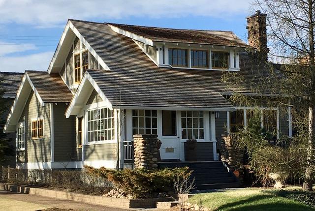 Ira W Stephens House