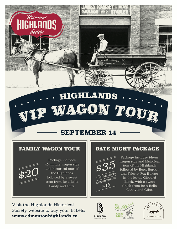 VIP Wagon tour
