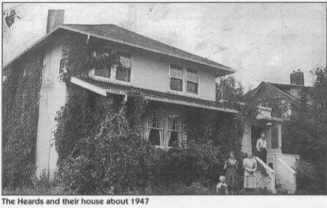 Bury house 1947