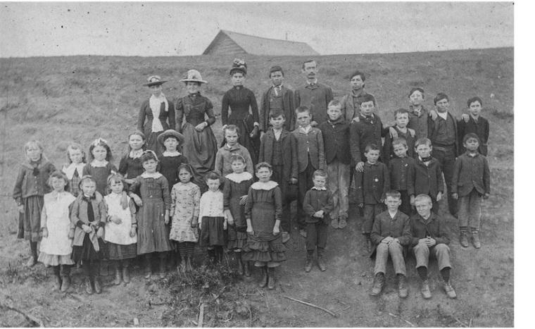 JBS school 1890