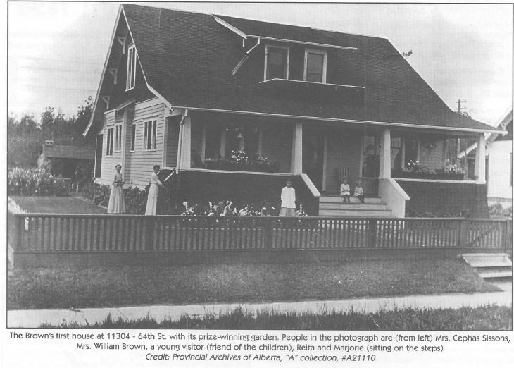Extract from William F. Brown, builder of 64thStreet,